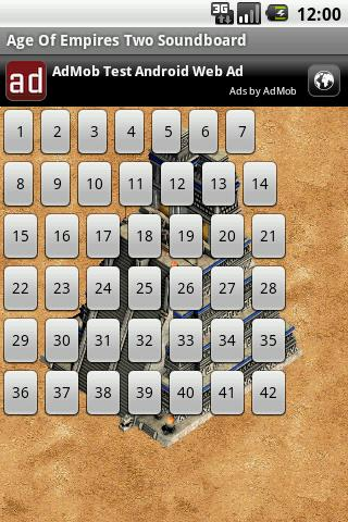 Age Of Empires Soundboard Android Entertainment