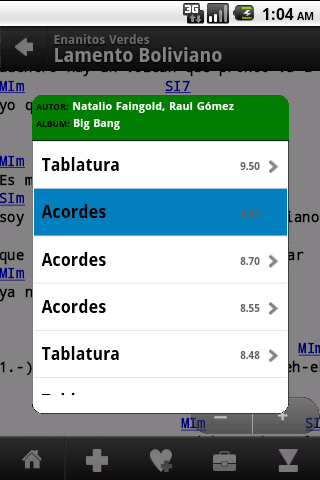 LaCuerda Android Entertainment