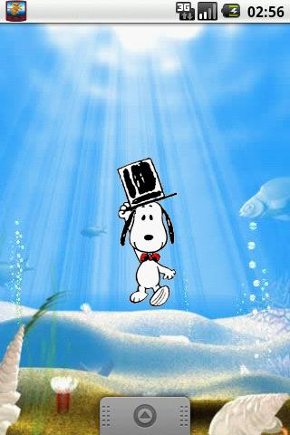 snoopy Android Entertainment