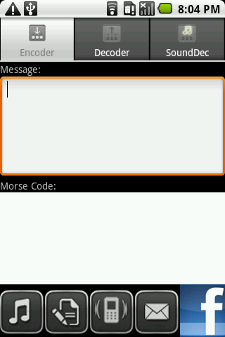 Morse Coder Android Entertainment