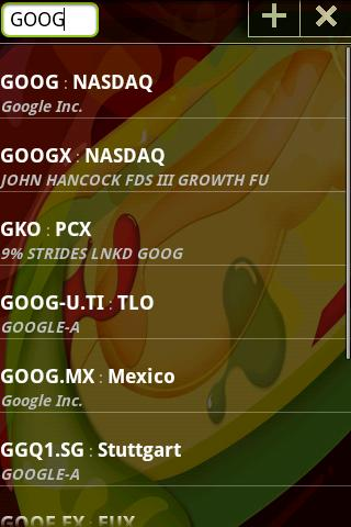 Stock Noise Android Finance