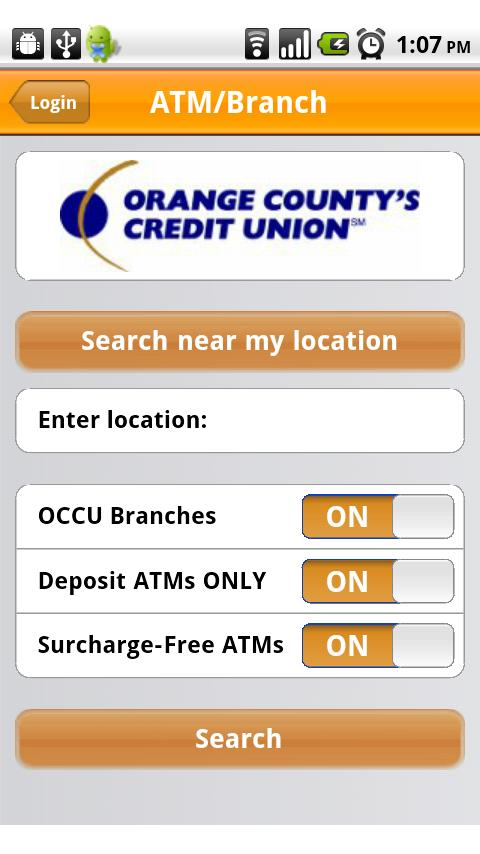 OCCU Mobile Banking Android Finance