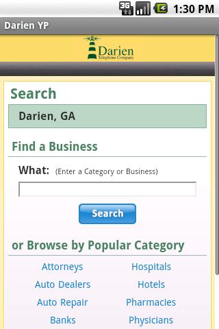 Darien Directory Android Lifestyle