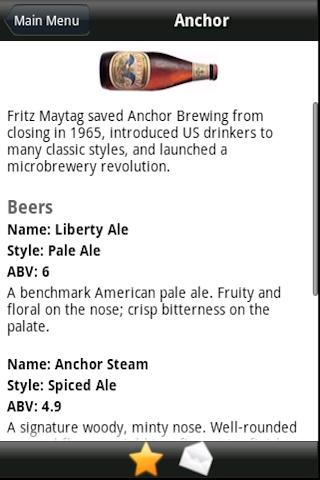 Beer Bible Android Lifestyle