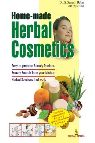 Home-Made Herbal Cosmetics Android Lifestyle