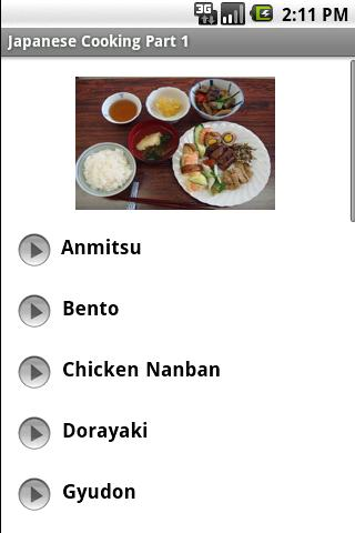 Learn To CookJapanese Part 1 Android Lifestyle