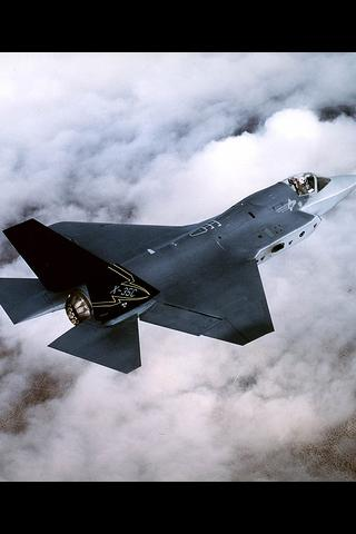 Great planes : F35 Lightning Android Lifestyle