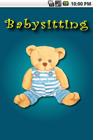 Babysitting Guide Android Lifestyle