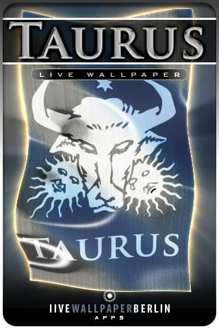 TAURUS live wallpapers Android Lifestyle