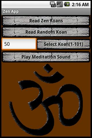 Zen App Android Lifestyle
