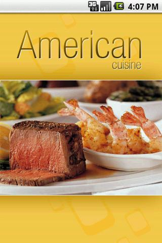 Recipes : American Android Lifestyle