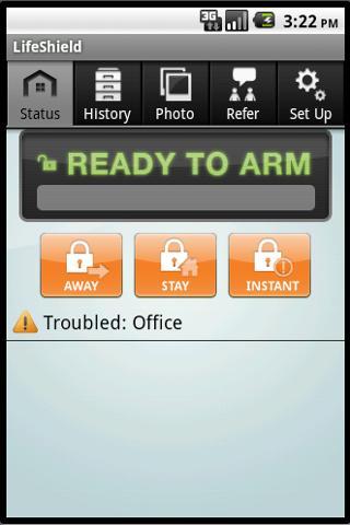 LifeShield Android Lifestyle