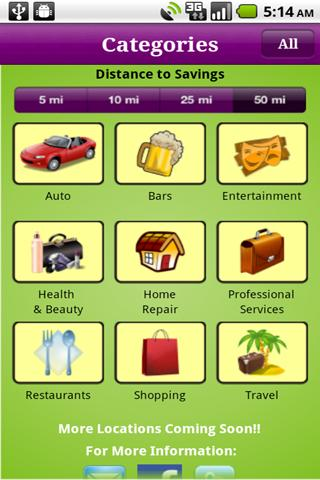 Appoola Mobile Coupons Android Lifestyle