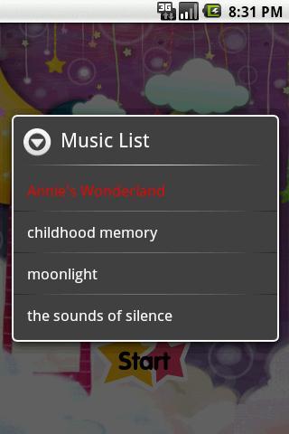 Sleep Light Music Android Lifestyle