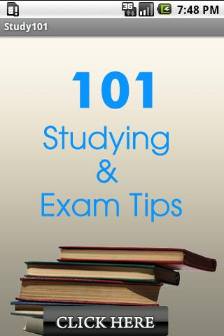 Studying & Exam Tips Android Lifestyle