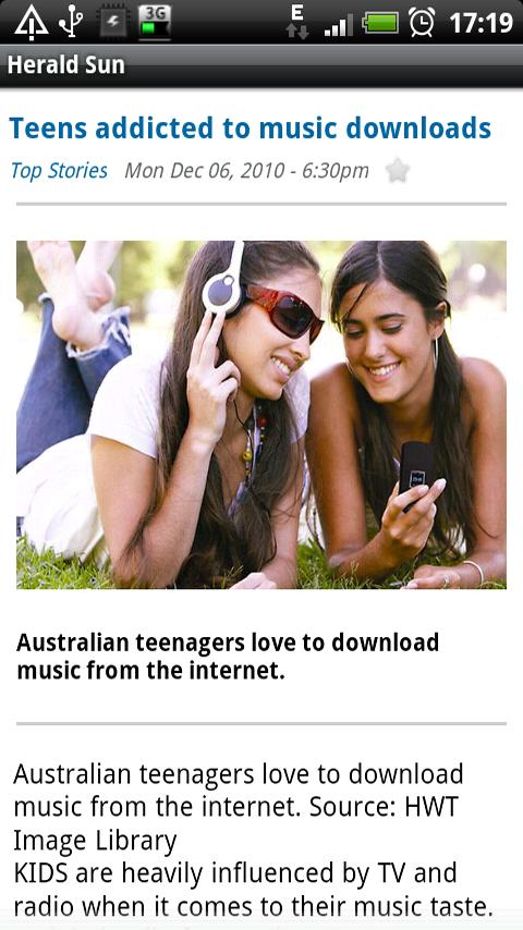 Herald Sun Android News & Magazines