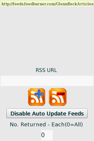 Liberty News – RSS Reader Android News & Weather