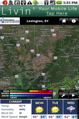 WKYT Radar Android Weather