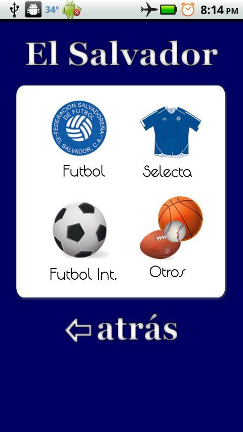 Noticias de El Salvador Android News & Magazines