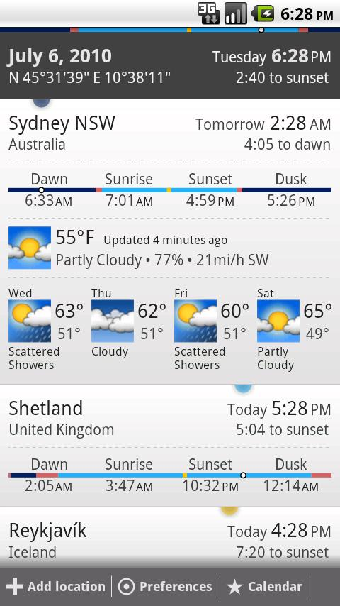 World Watch Android News & Weather
