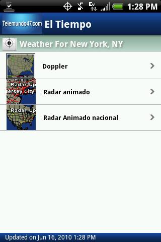 Telemundo 47 New York Android News & Weather