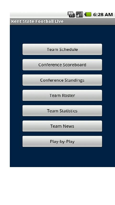 Kent State Football Live Android Sports