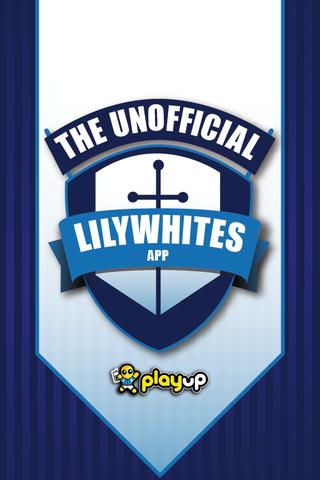 Lilywhites App Android Sports