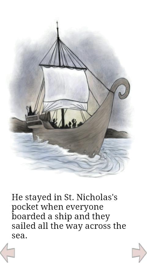 St.Nicholas Story Android Education