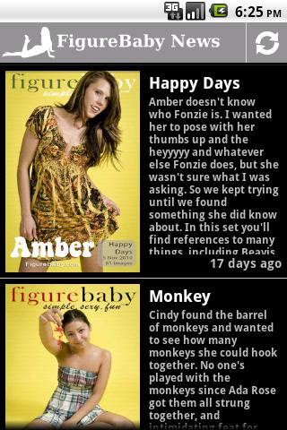 FigureBaby News Android Entertainment