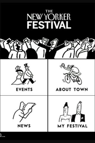 The New Yorker Festival Android Entertainment