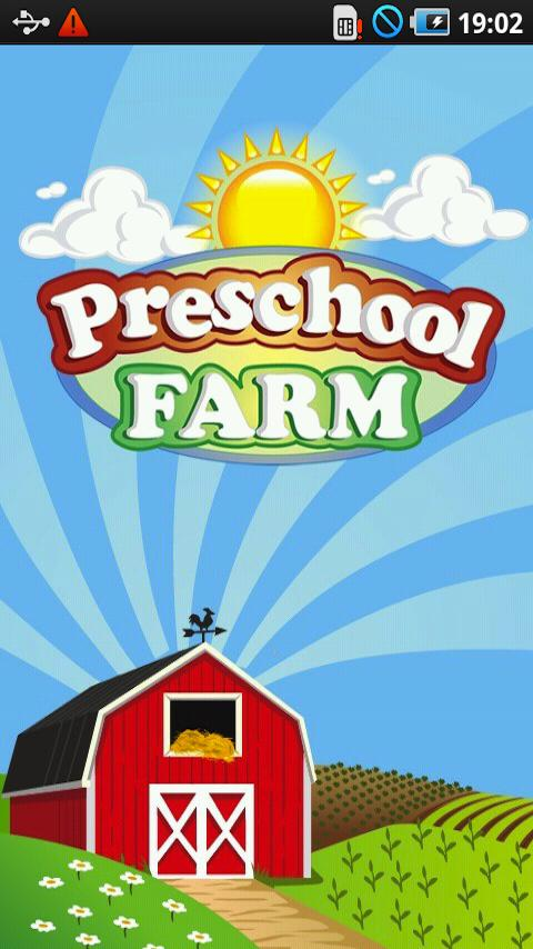 PreSchool Farm Android Entertainment