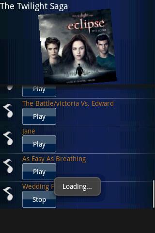 The Twilight Saga Android Entertainment