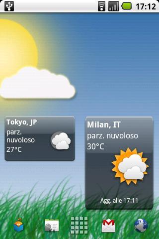 Meteo Widget Pro Android News & Weather