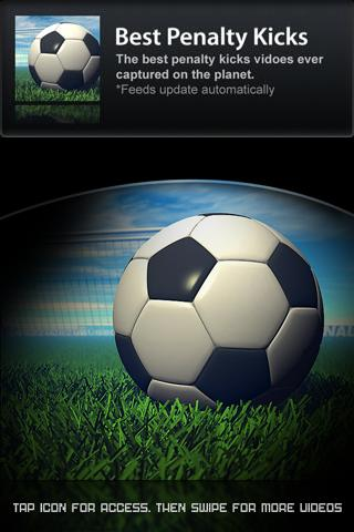 Best Penalty Kicks Ever Android Sports