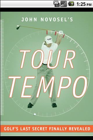 Tour Tempo Golf – Total Game Android Sports