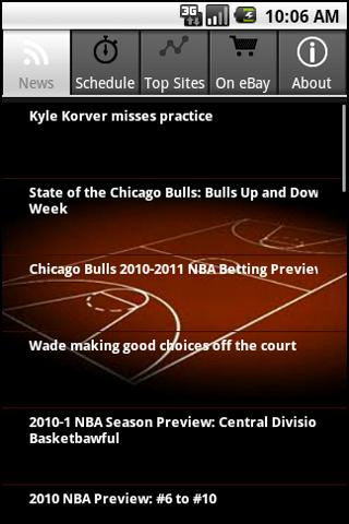 Chicago Bulls Fans Android Sports