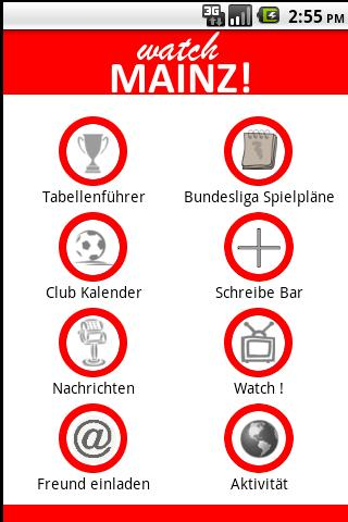 Watch Mainz ! Android Sports