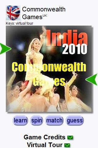 Commonwealth Games (Keys) Android Arcade & Action
