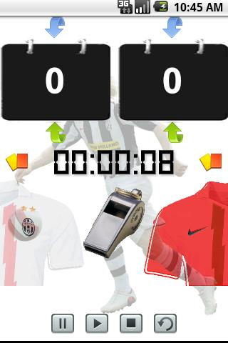 Referee Aid Android Sports