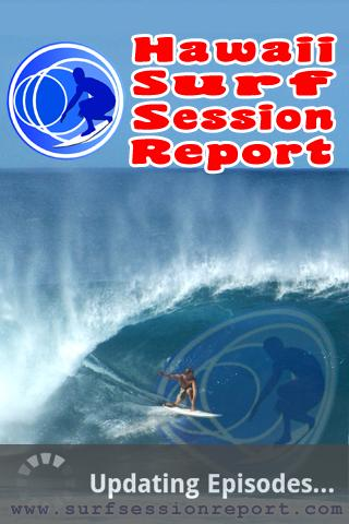 Hawaii Surf Session Report Android Sports