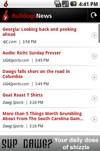 Bulldogs News Android Sports