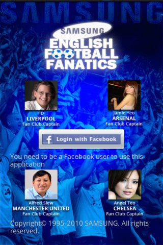 Samsung Football Fans Android Sports