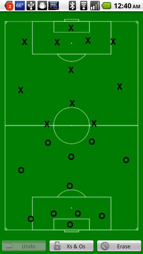 Soccer Strategy Board Android Sports