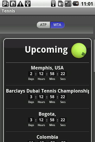 Tennis Android Sports