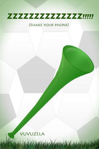 Vuvuzela Horn Shaker Android Sports