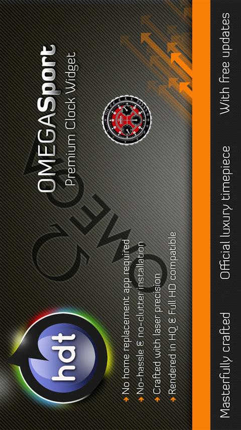 OMEGA | Sport Android Themes