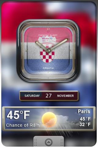 CROATIA Android Themes