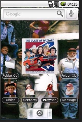 Dukes of Hazzard Original TV Android Themes