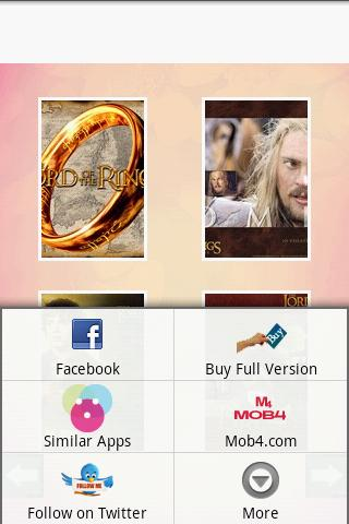 Lord of the Rings Wallpaper Android Personalization