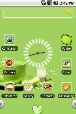 HD Theme:Easy Live Android Themes